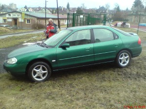 Homolkovy Manual Ford Mondeo 11 92 Do 11 00